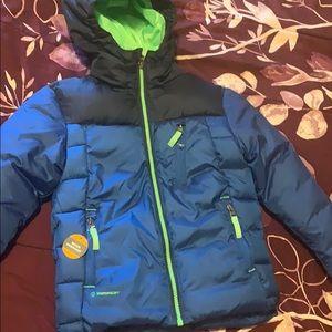 I am selling a kids champion puffer winter coat